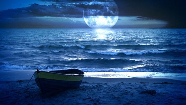 ミッドナイトビーチ