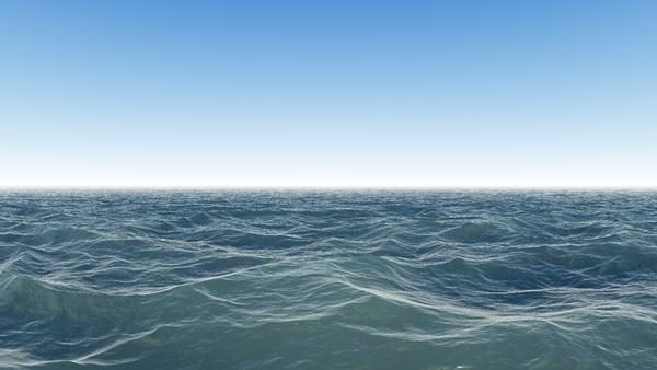 Ocean Flight 3D スクリーンセーバー